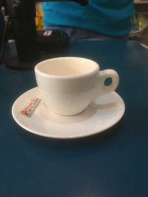 Maxwell Williams - White Basics Demi Cup & Saucer 80ml