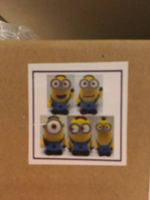 Minions. Sugarcraft