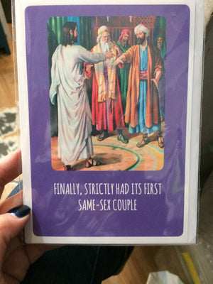 Card Bible stories