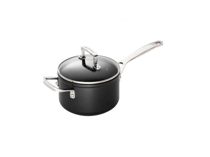 Le Creuset - TNS Saucepan with Glass Lid (3 sizes available)