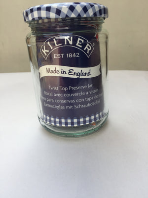 Kilner - Round Twist Top Preserve Jar 370ml