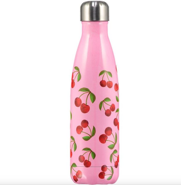 Chilly's - Summer Cherry Water Bottle - 500ml