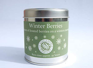 St Eval Candle Company - Winter Berries Scented Candle