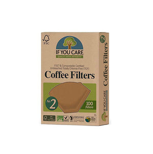 If You Care FSC Certified NO. 2 Coffee Filters