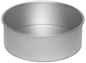 Alan SilverWood - 10 x 3 Cake Pan Solid Base