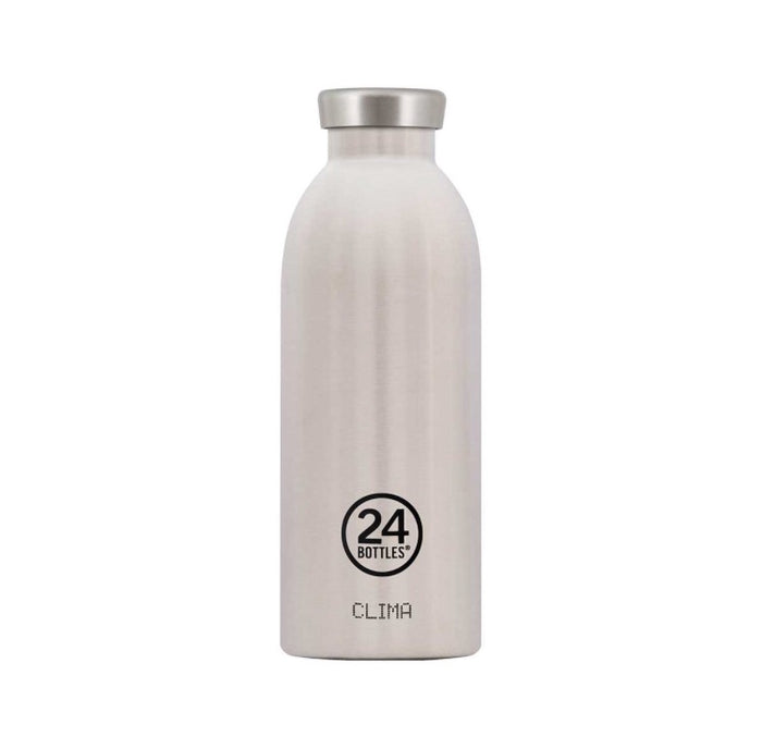 24 Bottles - 500ml Clima Bottles - Ice White