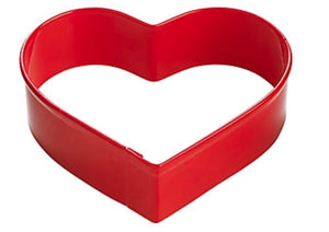 Anniversary House - Red Heart Cookie Cutter