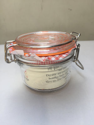 Kilner - Round Clip Top Jar 125ml