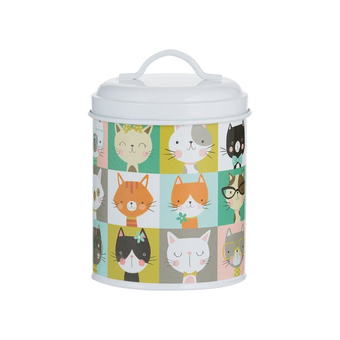 Mason Cash Pawtrait Cat Storage Tin