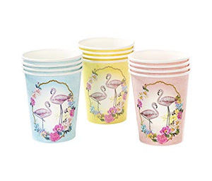 Talking Tables - Truly Flamingo Paper Cups
