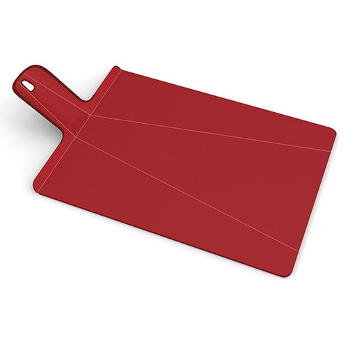 Joseph Joseph - Large Chop 2 Pot Chopping Board - Red