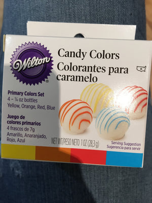 Candy Colours