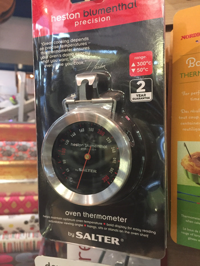Oven Thermometer Heston Blumenthal