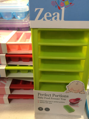 Perfect Portions Baby Food Freezer Tray