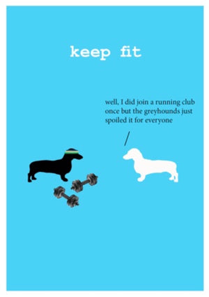 Keep Fit Card