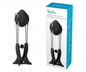 Teafu sagaform infuser black