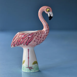 Hannah Turner - Flamingo Egg Cup