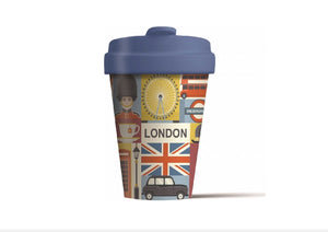 Chic.mic - Reusable Bamboo Cup - London Sights