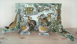 Art Angels - We Three Hares - Advent Calendar