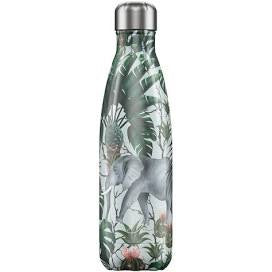 Chilly's - Tropical Elephant Edition Water Bottle - 500ml