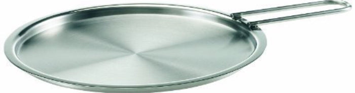 Stainless steel 24cm lid