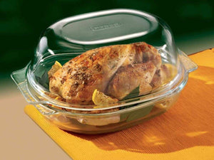 Pyrex - Oval Chicken Roaster 5.9litres