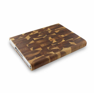 Grunwerg Global End Grain Chopping Board 45 x 30cms
