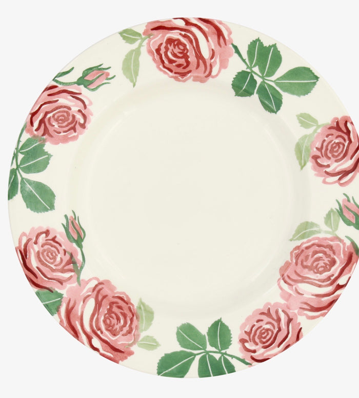 Emma Bridgewater - Pink Roses 10 1/2 Inch Plate