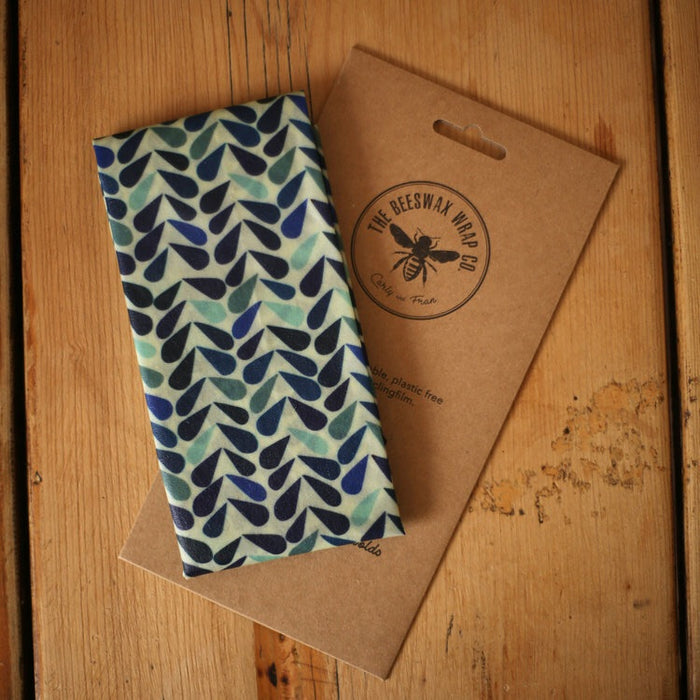 The Beeswax Wrap Co. - Bread Wrap - Dewdrop Print