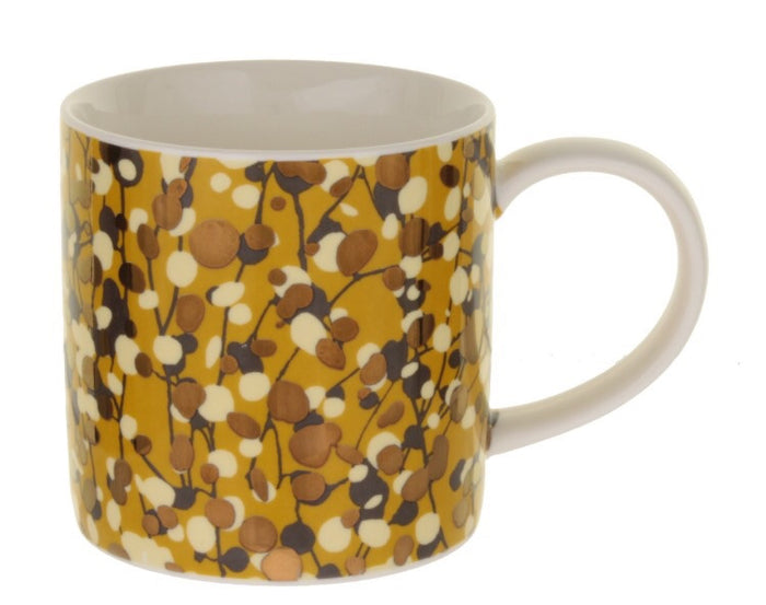 Garland yellow Mug