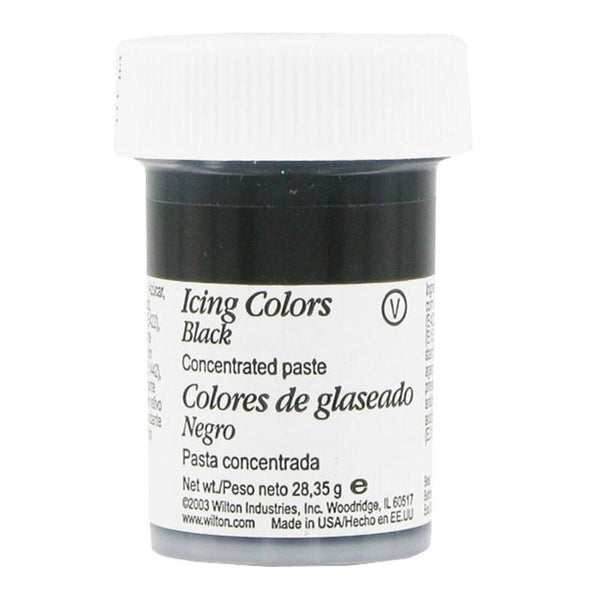 Black colouring Paste