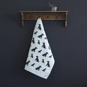 Sweet William - Tea Towel - Cocker Spaniel