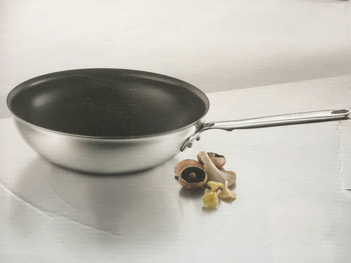 Anolon Stainless Steel Non Stick Open Stir Fry Pan