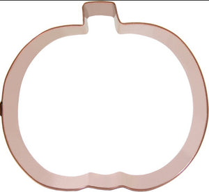 Eddingtons Orange pumpkin cookies cutter