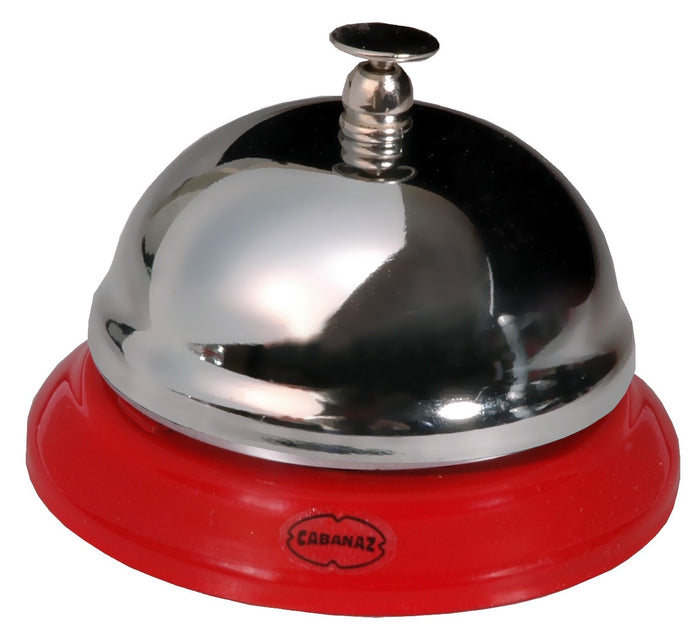 Cabanaz Desk Bell Red