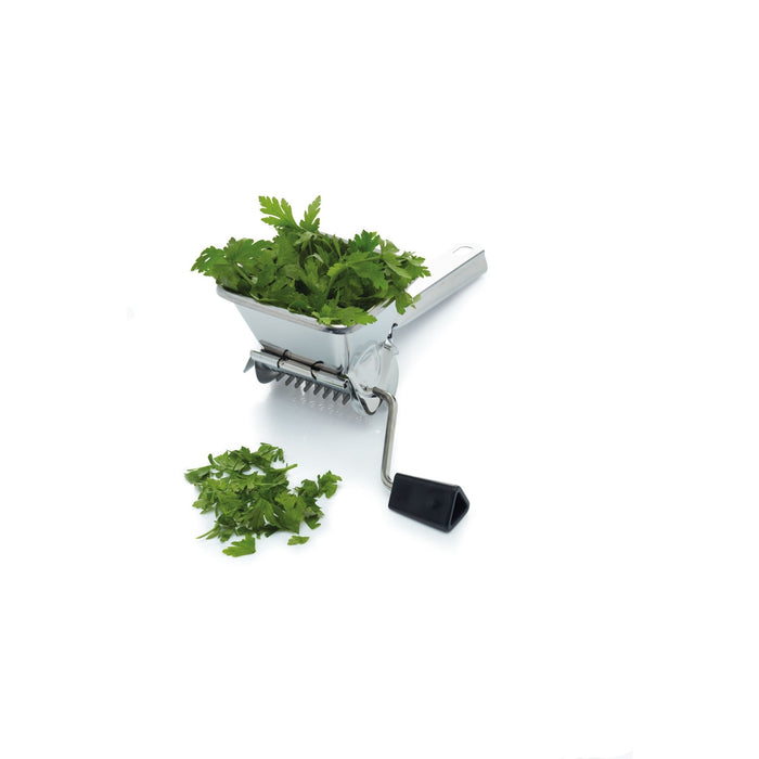KitchenCraft - Stainless Steel Herb Mill / Mint Cutter