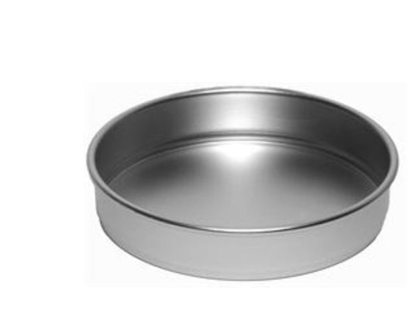 Alan SilverWood - 6 x 1in Sandwich Pan With Solid Base