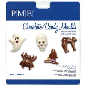 PME - Chocolate/Candy Moulds Halloween
