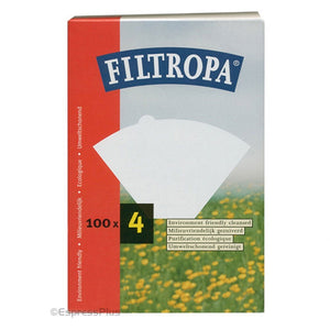 Filtropa - Coffee Filter Paper pack of 100