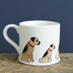 Sweet William - Mug - Border Terrier