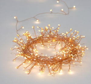 Lightstyle London Cluster Copper 15m