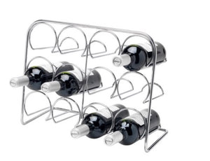Dexam - Pisa 12 Bottle Wine Rack