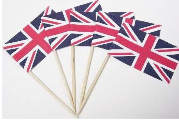 NJ Products - Union Jack Sandwich Flags