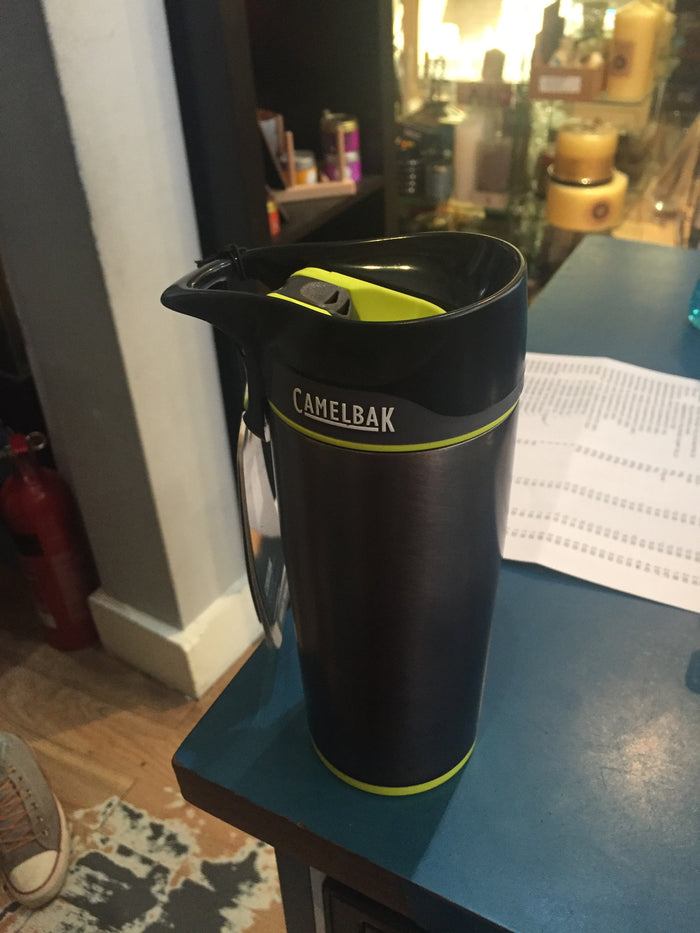 Camelbak forge black and green