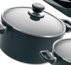 Scanpan New Classic - Induction 24cm Dutch Oven W/Lid