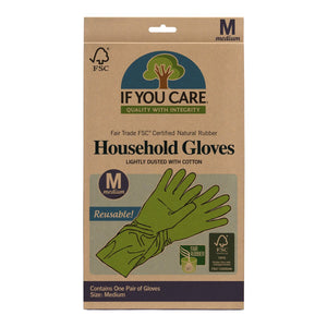 If You Care FSC Certified Medium Household Gloves
