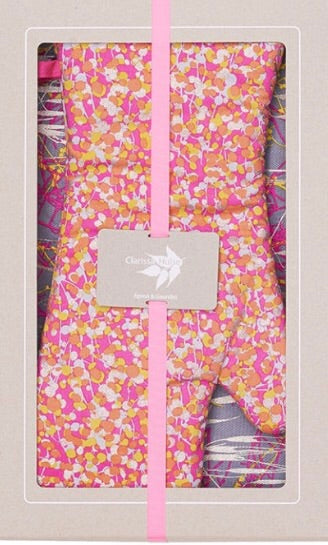 Clarissa Hulse Apron and Gauntlet set in presentation box