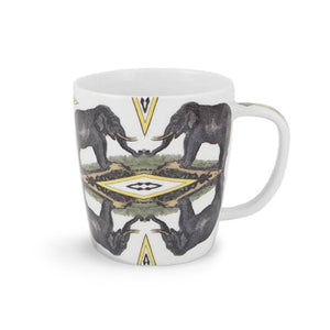 Avenida Home - Wildlife Elephant Mug