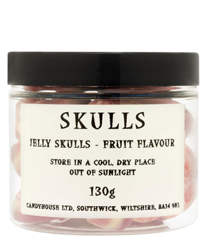 Candy house - Jelly Skull in Short Jar