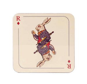 Avenida Home - Alice In Wonderland - Rabbit Coaster